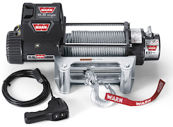 Warn 9.5xp winch