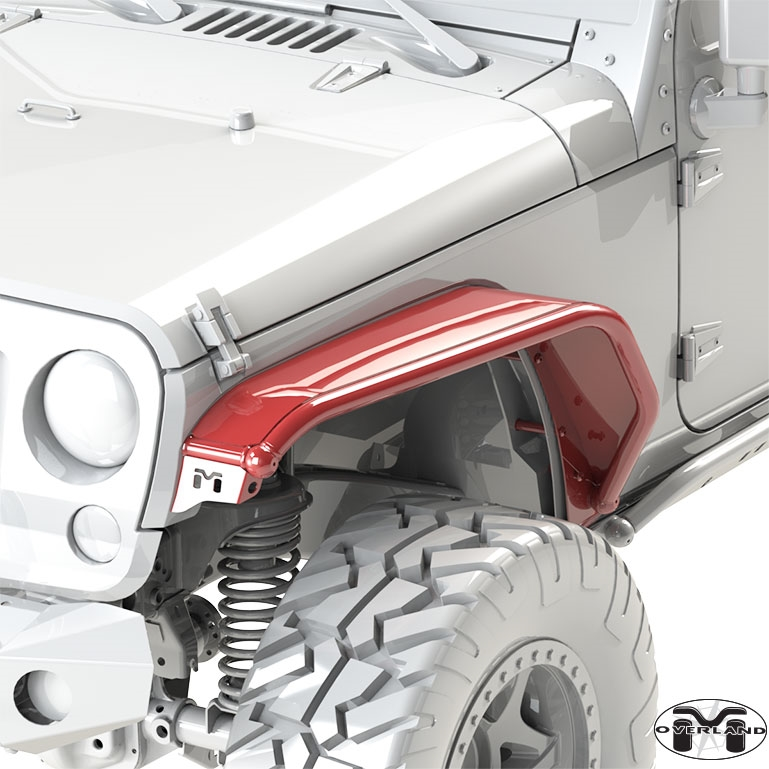 Comparing A Wide Selection Of Metal Jeep Fender