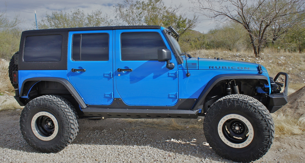 Comparing a wide selection of metal Jeep fender - mikesjeep com